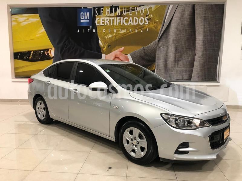 Chevrolet Cavalier LS usado (2018) color Plata Dorado precio $195,000