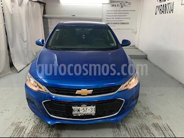 Chevrolet Cavalier LS usado (2019) color Azul Electrico precio $204,900