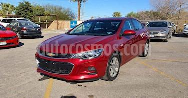 Chevrolet Cavalier 4 pts. C PREMIER AT usado (2019) color Rojo precio $209,800