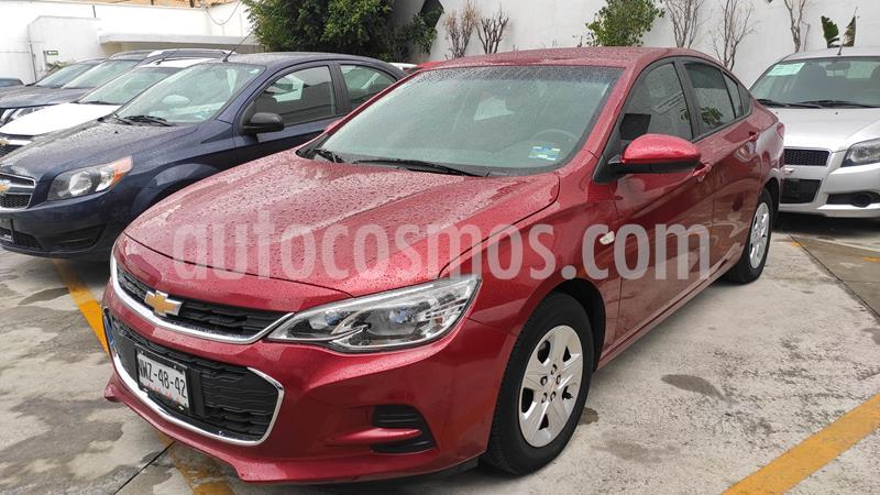 Chevrolet Cavalier LS usado (2019) color Rojo precio $187,900