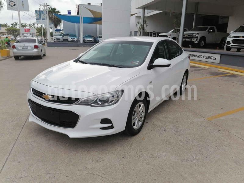 Chevrolet Cavalier LT Aut usado (2018) color Blanco precio $205,000