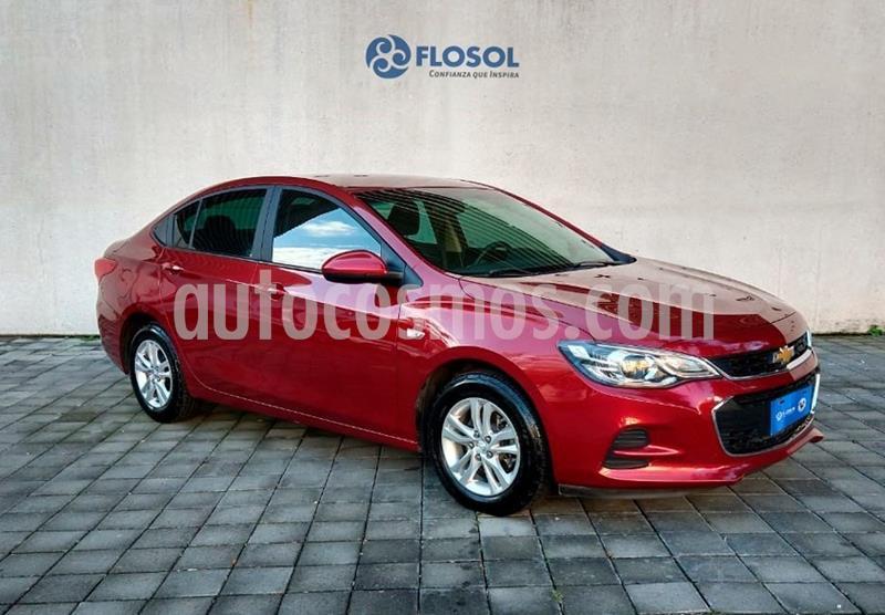 Chevrolet Cavalier LT Aut usado (2019) color Rojo precio $219,000