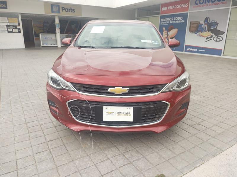 Foto Chevrolet Cavalier Premier Aut usado (2020) color Rojo Cobrizo precio $341,432