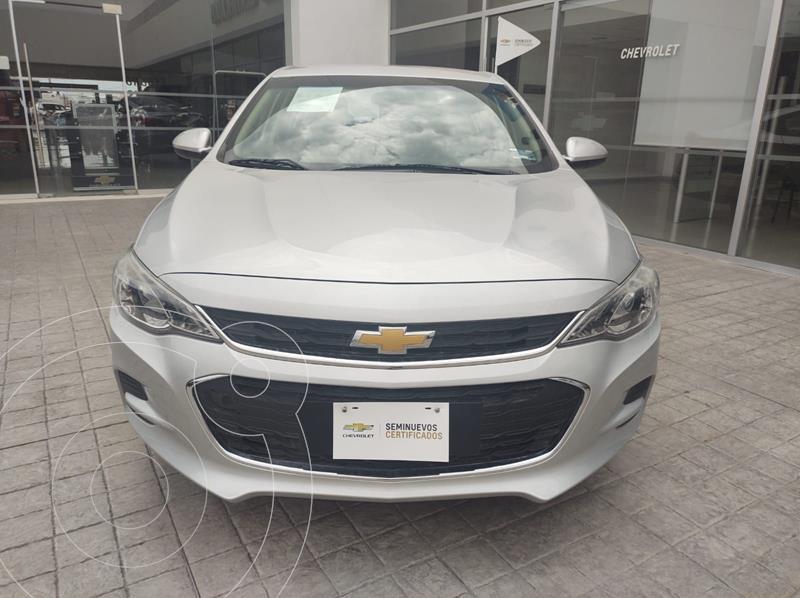 Foto Chevrolet Cavalier LS Aut usado (2019) color Plata Dorado precio $265,286
