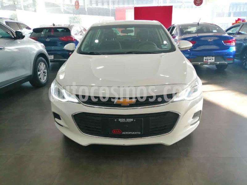 Chevrolet Cavalier LT Aut usado (2018) color Blanco precio $204,000