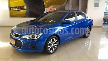 Chevrolet Cavalier 4P PREMIER 1.5L TA A/AC. VE PIEL QC RA-16 usado (2019) color Azul precio $259,622