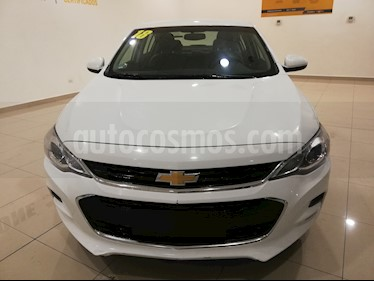 Foto Chevrolet Cavalier LT Aut usado (2018) color Blanco precio $220,000