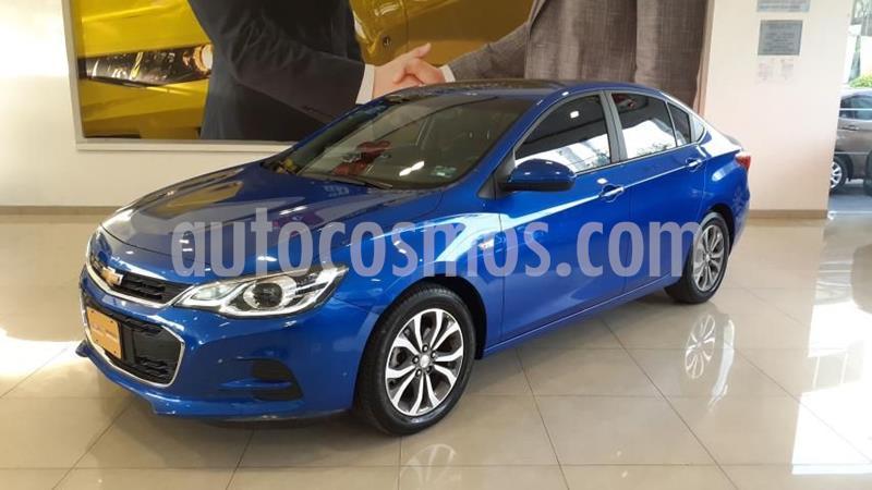 Chevrolet Cavalier Premier Aut usado (2019) color Azul precio $229,500
