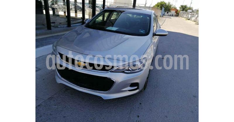 Chevrolet Cavalier Premier Aut usado (2019) color Plata precio $199,900