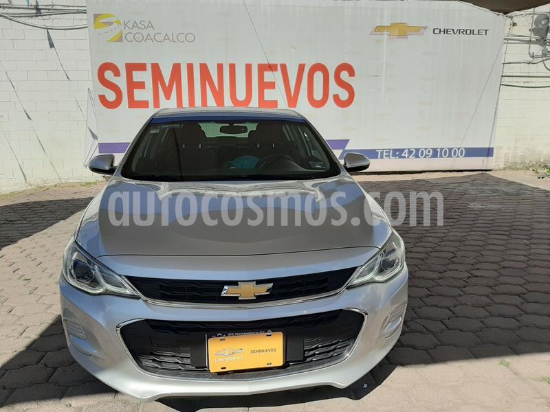 Chevrolet Cavalier Premier Aut usado (2018) color Plata Dorado precio $220,000