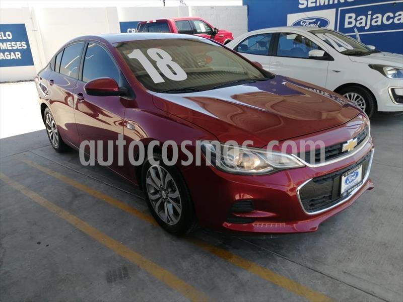 Chevrolet Cavalier PREMIER usado (2018) color Rojo precio $225,000
