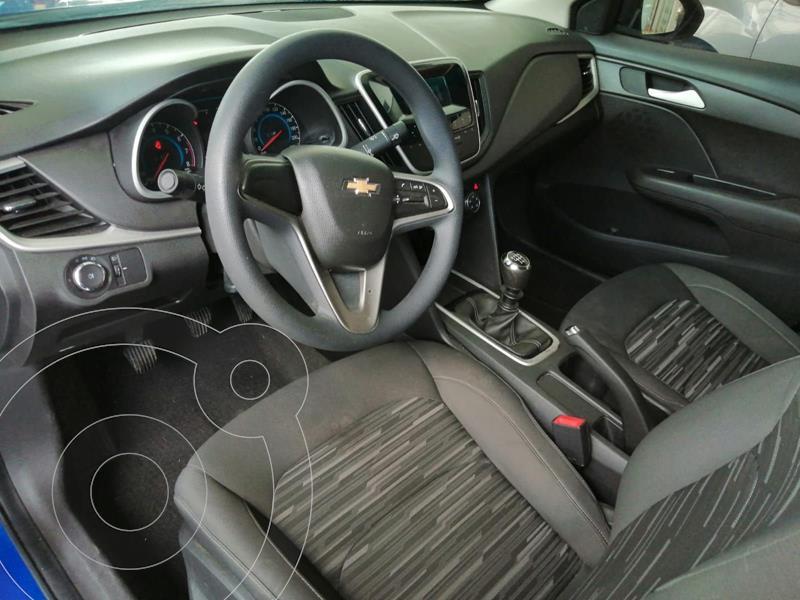 Foto Chevrolet Cavalier LS Aut usado (2019) color Azul precio $225,000