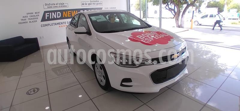 Chevrolet Cavalier LS Aut usado (2019) color Blanco precio $230,000
