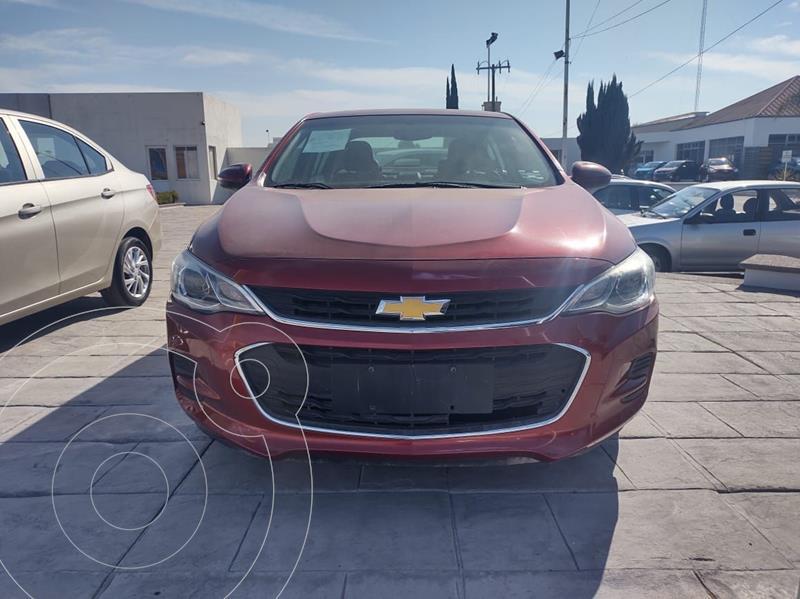 Foto Chevrolet Cavalier Premier Aut usado (2018) color Rojo precio $250,000