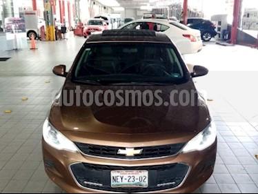 Chevrolet Cavalier 4P PREMIER 1.5L TA A/AC. VE PIEL QC RA-16 usado (2018) color Naranja precio $230,000