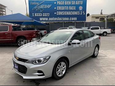 Chevrolet Cavalier LT Aut usado (2019) color Plata precio $239,900