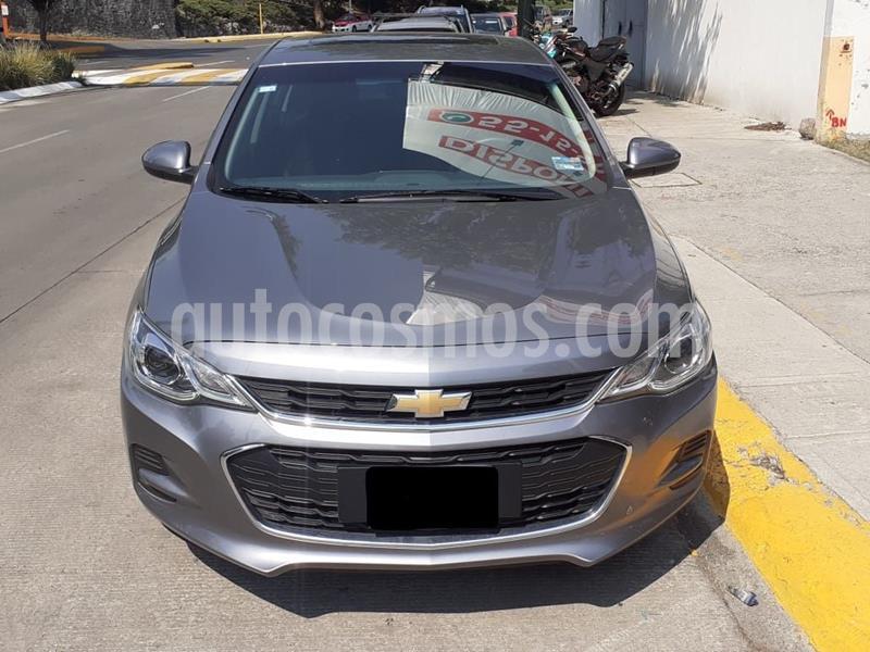 Chevrolet Cavalier Premier Aut usado (2020) color Gris precio $289,000