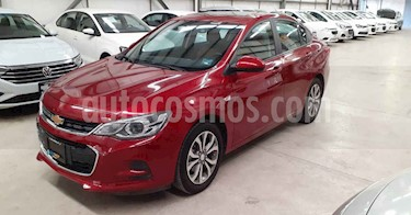 Chevrolet Cavalier 4 pts. C PREMIER AT usado (2019) color Plata precio $209,900