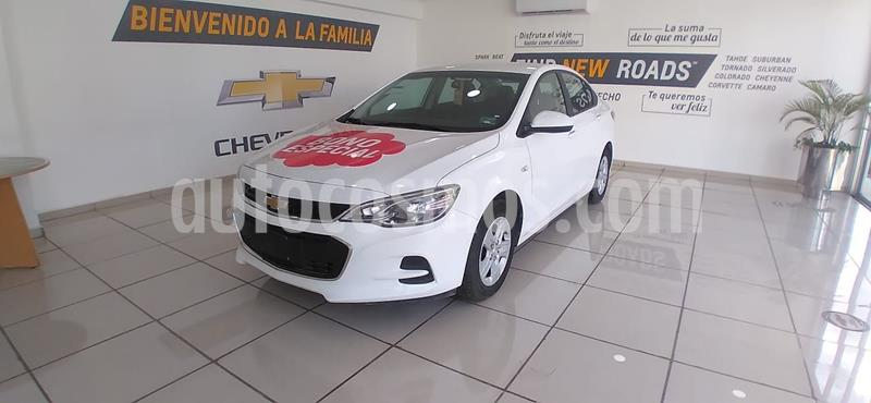 Foto Chevrolet Cavalier LS Aut usado (2019) color Blanco precio $220,000