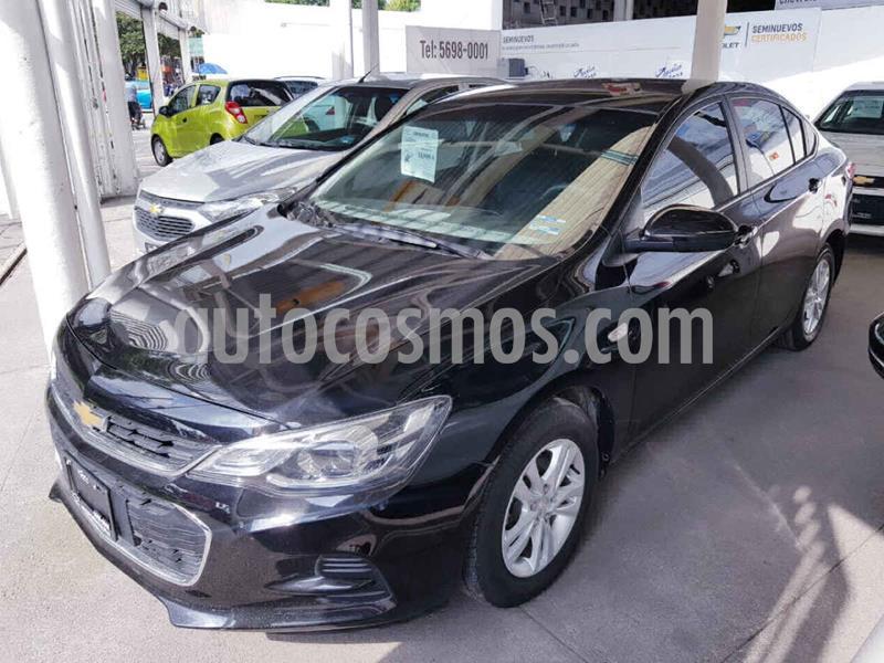 Chevrolet Cavalier LT Aut usado (2019) color Negro precio $209,000