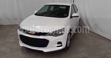 Chevrolet Cavalier 4 pts. B LT AT usado (2019) color Blanco precio $183,900