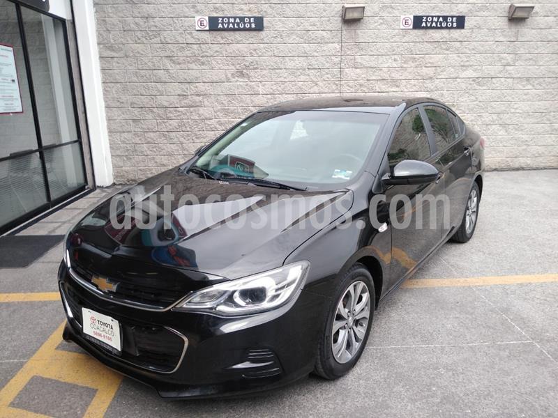 Chevrolet Cavalier Premier Aut usado (2018) color Negro precio $215,000