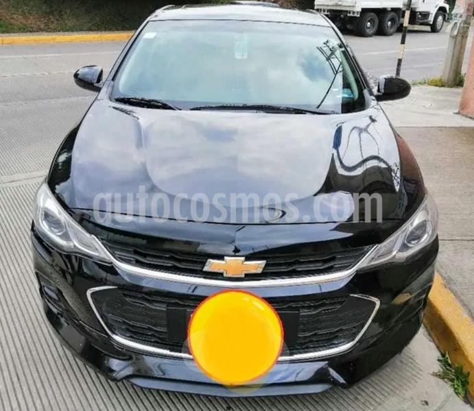 Chevrolet Cavalier Premier Aut usado (2018) color Negro Onix precio $220,000