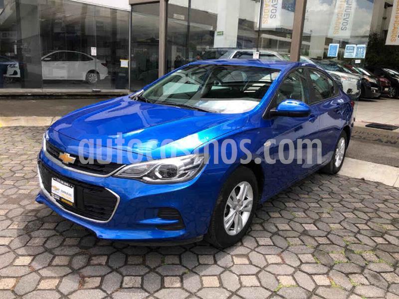 Chevrolet Cavalier LT Aut usado (2019) color Azul precio $240,000