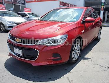 Chevrolet Cavalier Premier Aut usado (2018) color Rojo precio $225,000