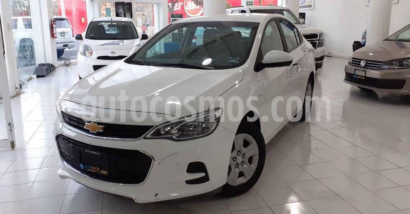 Chevrolet Cavalier LT Aut usado (2019) color Blanco precio $164,900