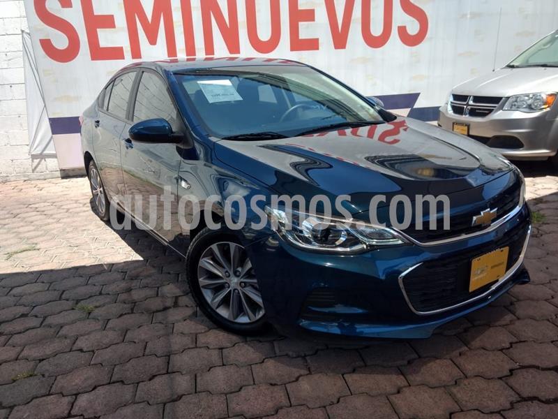 Chevrolet Cavalier Premier Aut usado (2020) color Azul precio $295,000