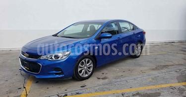 Chevrolet Cavalier 4p Premier L4/1.5 Aut usado (2018) color Azul precio $174,900