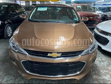 Chevrolet Cavalier Premier Aut usado (2019) color Cafe precio $238,500