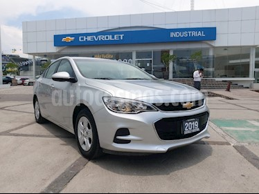 Chevrolet Cavalier LS Aut usado (2019) color Plata Brillante precio $229,000