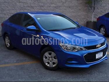 Chevrolet Cavalier 4P LS 1.5L TM5 A/AC. VE R-15 usado (2018) color Azul precio $185,000