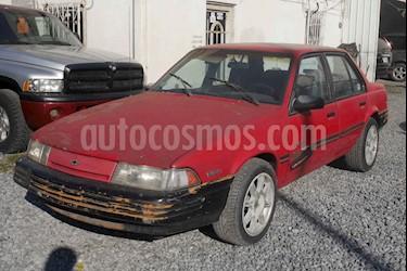 Chevrolet Cavalier Sedan Aut usado (1992) color Rojo precio $25,000