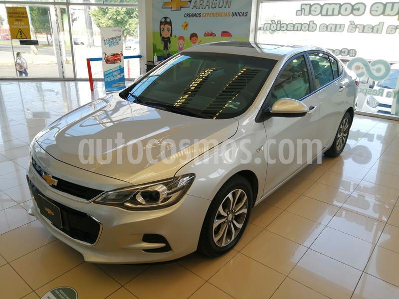 Chevrolet Cavalier Premier Aut usado (2019) color Plata Dorado precio $261,000