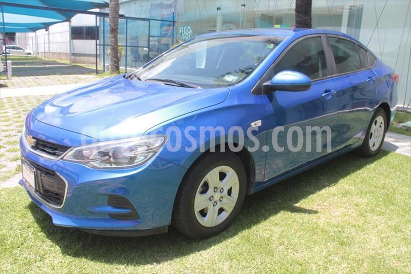 Chevrolet Cavalier LS usado (2019) color Azul Electrico precio $210,000