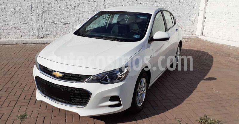 Chevrolet Cavalier 4p LT L4/1.5 Aut usado (2019) color Blanco precio $199,900