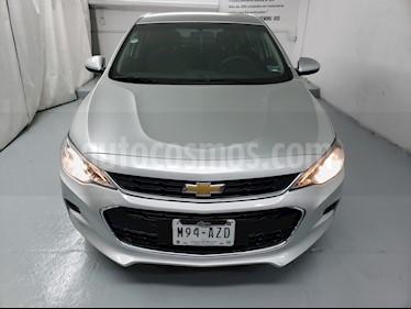 Chevrolet Cavalier LS usado (2019) color Plata precio $194,900