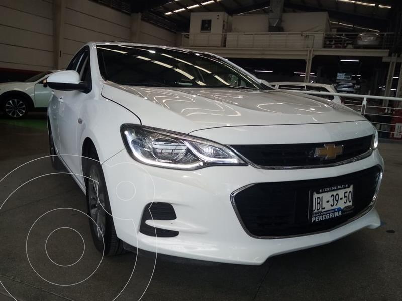 Chevrolet Cavalier Premier Aut usado (2019) color Blanco precio $249,000