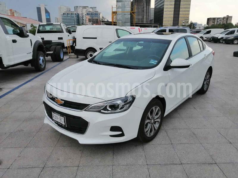 Foto Chevrolet Cavalier Premier Aut usado (2019) color Blanco precio $296,900