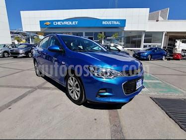 Chevrolet Cavalier Premier Aut usado (2018) color Azul Electrico precio $219,000