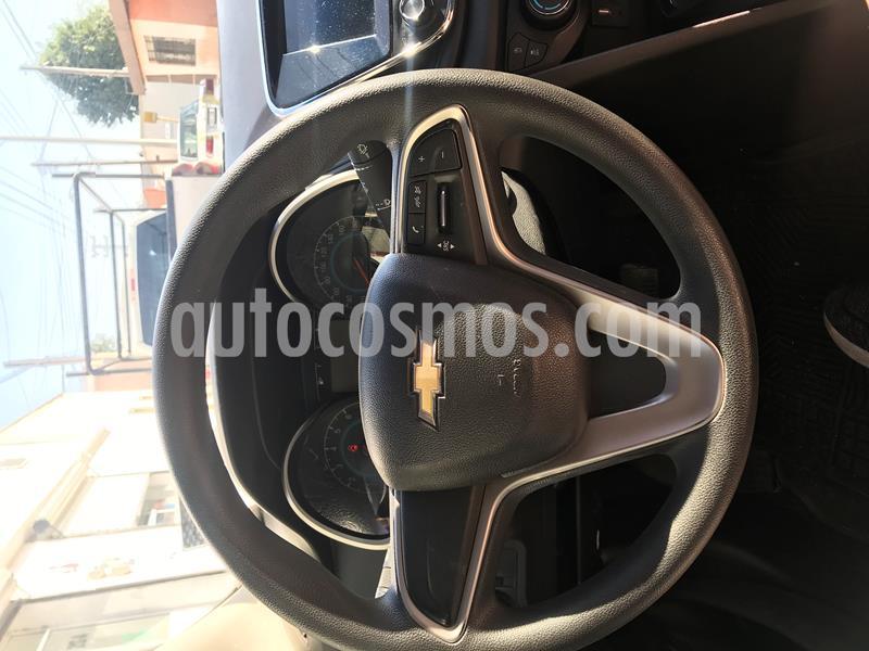 Chevrolet Cavalier Premier Aut usado (2018) color Plata precio $185,000