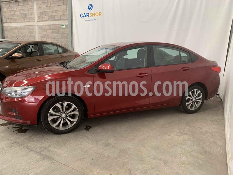 Chevrolet Cavalier Premier Aut usado (2018) color Rojo precio $164,900
