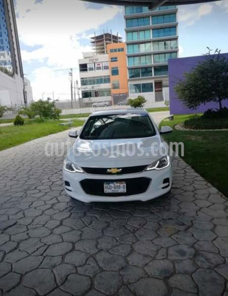 Chevrolet Cavalier LT Aut usado (2018) color Blanco precio $177,000