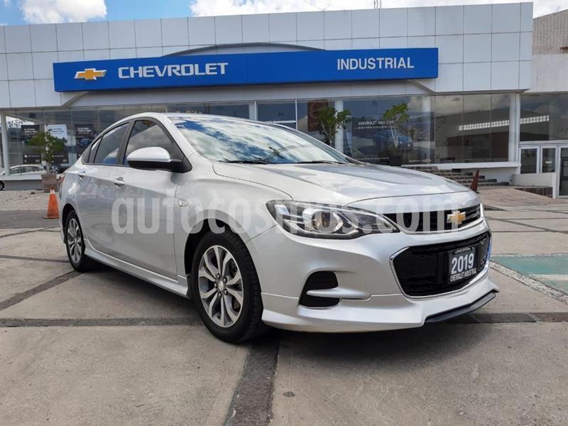 Chevrolet Cavalier Premier Aut usado (2019) color Plata Brillante precio $249,000