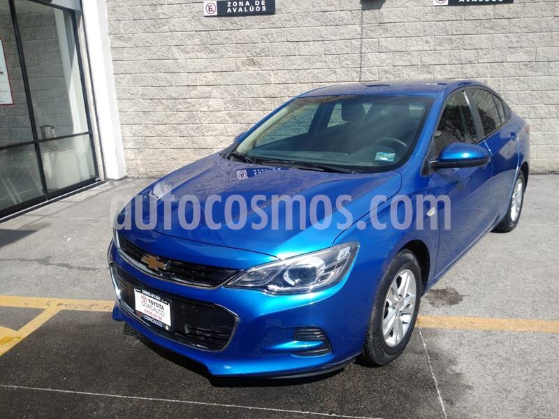 Chevrolet Cavalier LT Aut usado (2018) color Azul precio $190,000