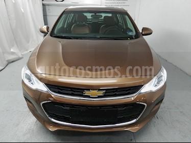 Chevrolet Cavalier Premier Aut usado (2019) color Cafe precio $236,900