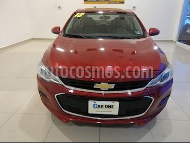 Chevrolet Cavalier LT Aut usado (2018) color Rojo precio $220,000